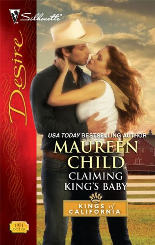Image of Claiming King's Baby (Silhouette Desire)