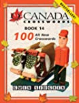 O Canada Crosswords Book 14: 100 All...