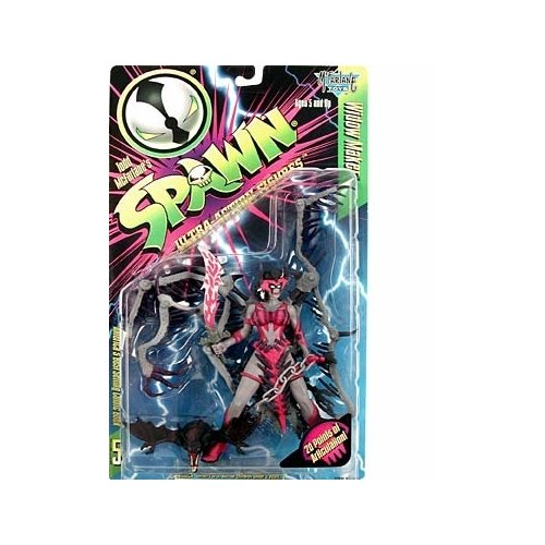 Spawn Series 5 > Widow Maker Action Figure - 1