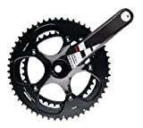 Sram BB30 Crankset, Red/Black, 175mm/53-39T