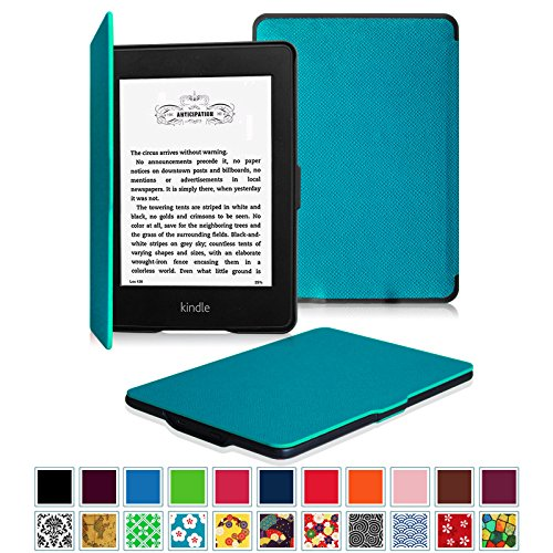 Fintie Kindle Paperwhite SmartShell Case - The Thinnest and