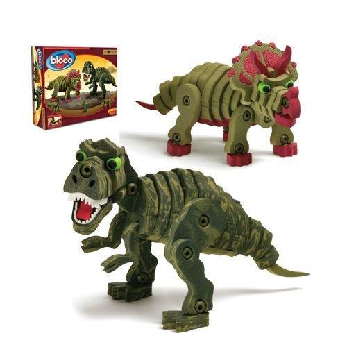 Bloco Toys - Dinosaurs