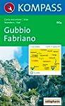 664: Gubbio - Fabriano 1:50, 000