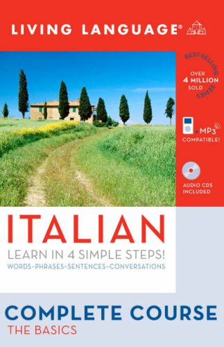 Italian: The Basics (Living Language Complete Course)