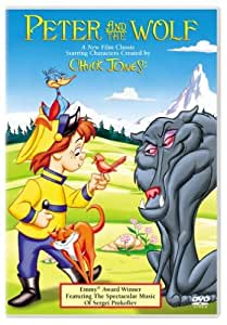 Peter and the Wolf (Bilingual)