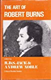 The Art of Robert Burns (0389202037) by Jack, R. D. S.