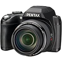 Pentax XG-1 16MP Digital Camera (Black) with 52x Optical Zoom