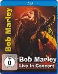 MARLEY, BOB - LIVE IN CONCERT (1 Blu-...