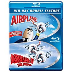 Airplane/ Airplane II [Blu-ray]