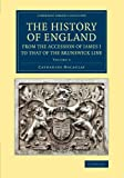 img - for The History of England from the Accession of James I to that of the Brunswick Line: Volume 4 (Cambridge Library Collection - British & Irish History, 17th & 18th Centuries) book / textbook / text book