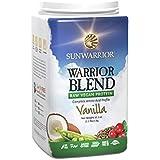SunWarrior Warrior Blend Raw Protein Vanilla - 1kg