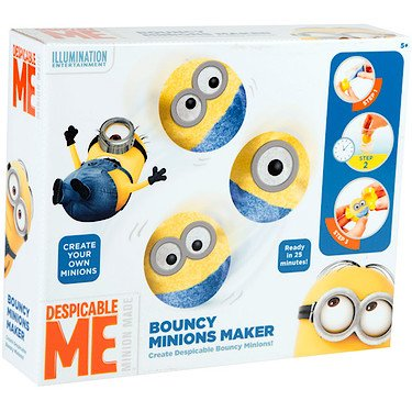 Despicable Me Minions Bouncy Ball Maker by Despicable Me