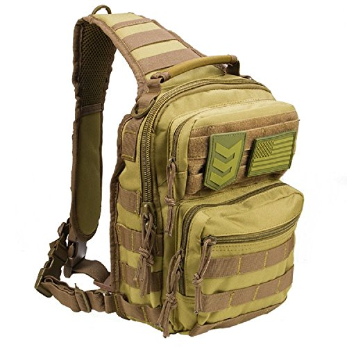3V Gear Posse EDC Sling Pack - Coyote Tan