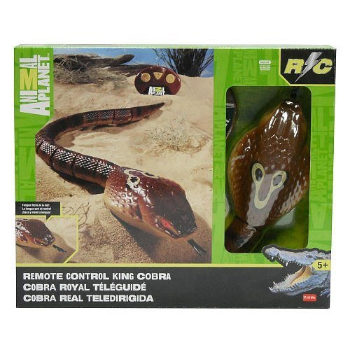 Animal Planet Radio Control Cobra