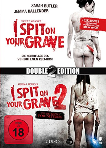 I spit on your grave 1 & 2 (Double2Edition) [2 DVDs]