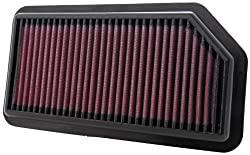 K&N 33-2960 High Performance Replacement Car Air Filter