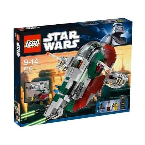 Lego Star Wars Slave 1 (8097) Toys & Games