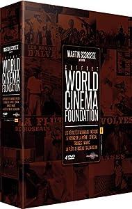 Coffret World Cinema Foundation - Volume 1 [Édition Collector]