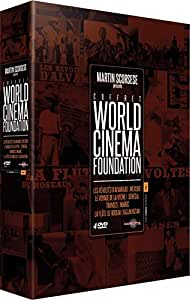 Coffret World Cinema Foundation - Volume 1 [Édition Collector]
