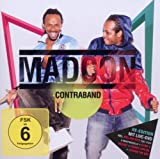 Contraband - Re-Edition (CD + DVD) Madcon