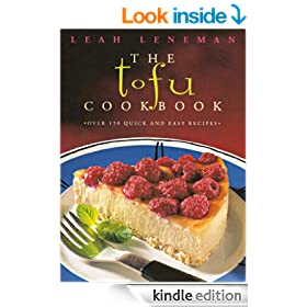 The Tofu Cookbook: Over 150 quick and easy recipes (Text Only)