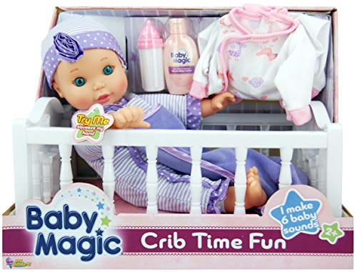 Baby Magic Crib Time Fun (Baby Bottles And Accessories compare prices)