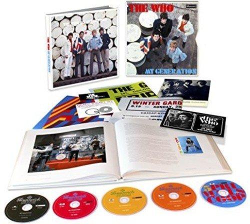 My Generation [Limited Edition (5 CDs)] [SHM-CD]