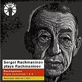 Piano Concertos Nos. 1 & 4 Rhapsody on a Theme of