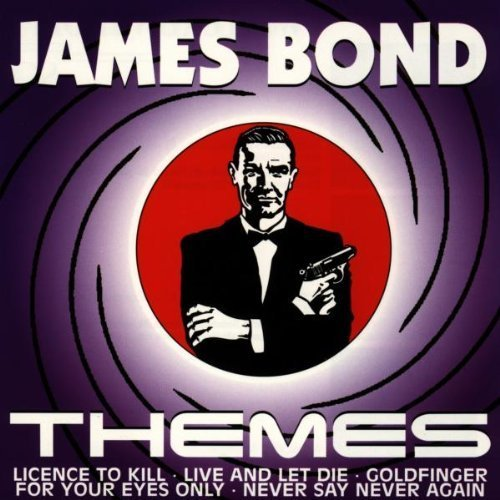 Original album cover of James Bond Themes by Various (1996-02-26) by James Bond themes