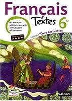 Terre des Lettres, Textes français 6e : Programme 2009