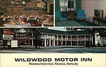 wildwood motor inn florence kentucky original vintage. Black Bedroom Furniture Sets. Home Design Ideas