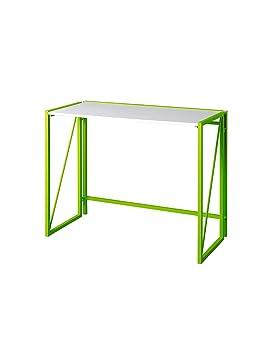 Apprendimento creativo semplice desktop computer Desk Desk pieghevole Tavolo Verde