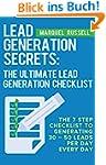 Lead Generation Secrets: The Ultimate...
