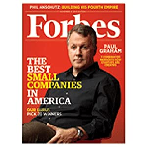 Forbes, October 25, 2010 Periodical