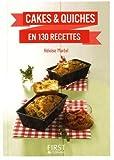 Petit Livre de - Cakes et quiches en 130 recettes...