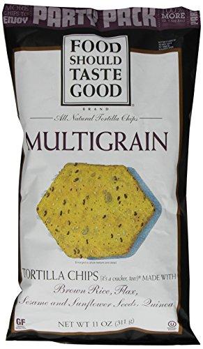 Food Should Taste Good Chips, Multigrain, 11.0 Ounce