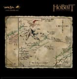Thorin`s Map Art Print from The Hobbit An Unexpected Journey