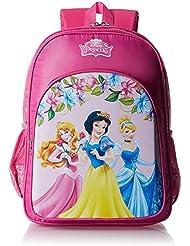 Simba 16 Inches Dark Pink Children's Backpack (BTS-2053)
