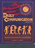 img - for Daily Communication: Strategies for Adolescents With Language Disorders book / textbook / text book
