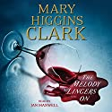The Melody Lingers On Audiobook by Mary Higgins Clark Narrated by Jan Maxwell