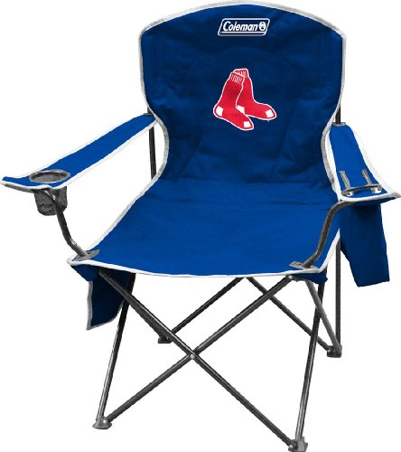 Mlb Boston Red Sox Xl Cooler Quad Chair front-629101