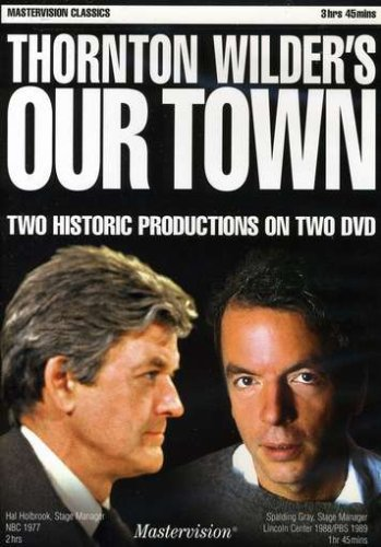 Thornton Wilder'S Our Town, Two Historic Productions On Two Dvd
