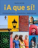 img - for A que si! book / textbook / text book