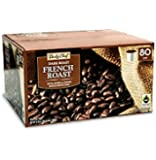 Daily Chef French Roast Coffee Single Serve Cups - 80 ct.