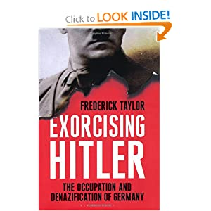 Downloads Exorcising Hitler: The Occupation and Denazification of Germany ebook