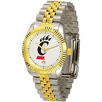 "Cincinnati Bearcats NCAA ""Executive"" Mens Watch"