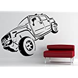 Decal Style Hummer Wall Sticker Small Size-28*21 Inch