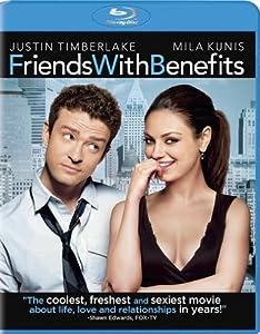 Friends with Benefits  (+ UltraViolet Digital Copy) [Blu-ray]