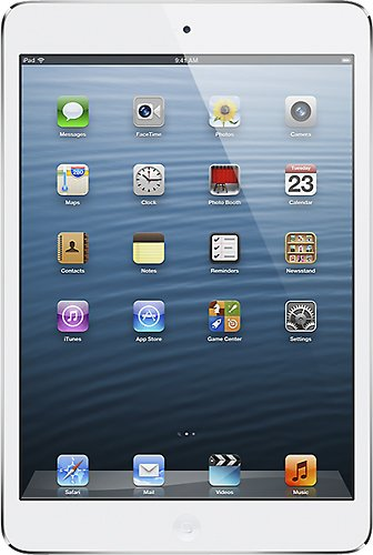 Apple iPad mini 32gb white wifi