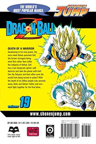 Dragon Ball Z - Volume 19: v. 19